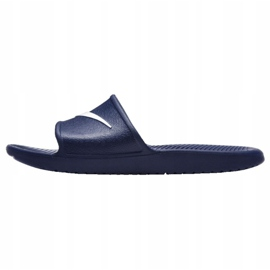 Klapki Nike Sportswear Kawa Shower M 832528-400 granatowe 2