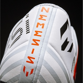 Buty piłkarskie adidas Nemeziz Messi 17.4 FxG M S77199 wielokolorowe białe 7