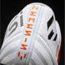 Buty piłkarskie adidas Nemeziz Messi 17.4 FxG M S77199 biały, pomarańczowy białe 7