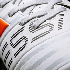 Buty piłkarskie adidas Nemeziz Messi 17.4 FxG M S77199 wielokolorowe białe 8