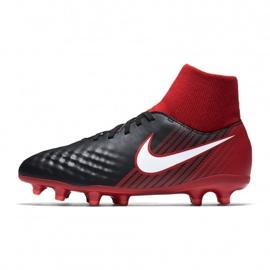 Buty Nike Magista Onda Ii Df Fg Jr 917776-061 czarne wielokolorowe 1