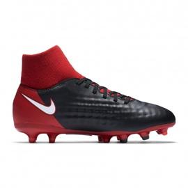 Buty Nike Magista Onda Ii Df Fg Jr 917776-061 czarne wielokolorowe 3