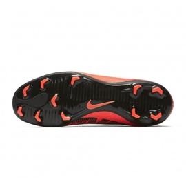 Buty piłkarskie Nike Mercurial Vapor Xi Fg Jr 903594-616 wielokolorowe czerwone 2