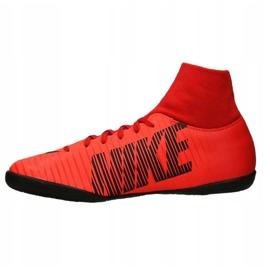 Buty halowe Nike MercurialX Victory 6 Df Ic Jr 903599-616 czerwone czerwone 1