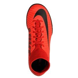 Buty halowe Nike MercurialX Victory 6 Df Ic Jr 903599-616 czerwone czerwone 2