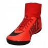Buty halowe Nike MercurialX Victory 6 Df Ic Jr 903599-616 czerwone czerwony 3