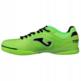 Buty halowe Joma Top Flex 811 In M zielone zielone 1