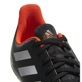 Buty piłkarskie adidas Predator 18.4 FxG Jr CP9243 czarne czarne 2