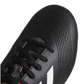 Buty piłkarskie adidas Predator 18.4 FxG Jr CP9243 czarne czarne 3