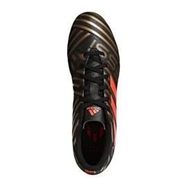 Adidas Buty piłkarskie adias Nemeziz Messi 17.4 FxG M CP9046 wielokolorowe czarne 1