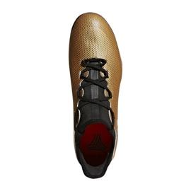 Buty piłkarskie adidas X Tango 17.3 Tf M CP9135 wielokolorowe złoty 2