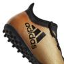Buty piłkarskie adidas X Tango 17.3 Tf M CP9135 złoty, czarny złoty 6