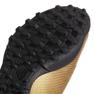 Buty piłkarskie adidas X Tango 17.3 Tf M CP9135 złoty, czarny złoty 7
