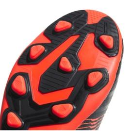 Buty piłkarskie adidas Nemeziz 17.4 FxG Jr CP9206 czarne 3