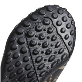 Buty piłkarskie adidas Nemeziz Messi Tango 17.4 Tf Jr CP9217 czarne 3