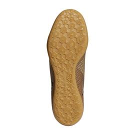 Buty halowe adidas X Tango 17.3 In M CP9139 wielokolorowe złoty 1