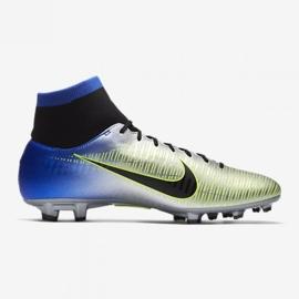 Buty piłkarskie Nike Mercurial Victory Vi Df Fg Neymar M 921506-407 wielokolorowe srebrny 1