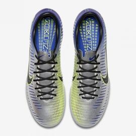 Buty halowe Nike MercurialX Victory Vi Neymar Ic M 921516-407 szare szare 2