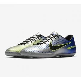 Buty halowe Nike MercurialX Victory Vi Neymar Ic M 921516-407 szare szare 3