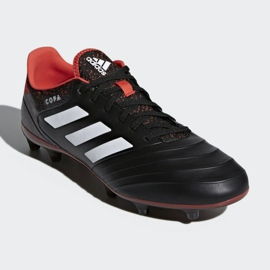 Buty piłkarskie adidas Copa 18.3 Fg M CP8953 czarne czarne 3