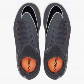 Buty piłkarskie Nike Hypervenom Phantom 3 Academy Df Fg Jr AH7287-081 szare wielokolorowe 2