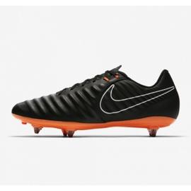 Buty piłkarskie Nike Tiempo Legend 7 Academy M AH7250-080 czarne czarne 1