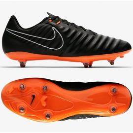 Buty piłkarskie Nike Tiempo Legend 7 Academy M AH7250-080 czarne czarne 3