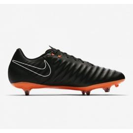 Buty piłkarskie Nike Tiempo Legend 7 Academy M AH7250-080 czarne czarne 4