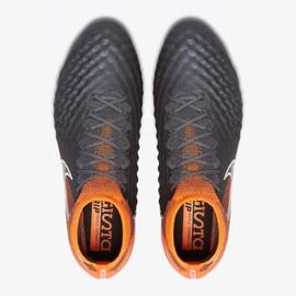 Buty piłkarskie Nike Magista Obra 2 Elite Ac Sg Pro M AH7304-080 szare szare 2