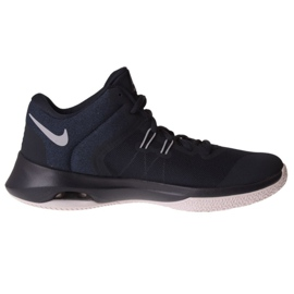 Buty koszykarskie Nike Air Versitile Ii 921692-401 granatowe czarne 1