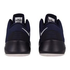 Buty koszykarskie Nike Air Versitile Ii 921692-401 granatowe czarne 3