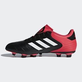 Buty piłkarskie adidas Copa 18.4 FxG M CP8960 czarny, czerwony czarne 1