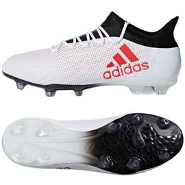 Buty piłkarskie adidas X 17.2 Fg M CP9187 wielokolorowe wielokolorowe 2