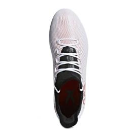 Buty piłkarskie adidas X 17.2 Fg M CP9187 wielokolorowe wielokolorowe 3