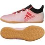 Buty halowe adidas X Tango 17.3 In M CP9140 białe biały, czerwony 2