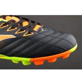 Buty piłkarskie Joma Toledo Fg Jr TOLJS.801.24 czarne czarne 2