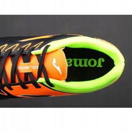 Buty piłkarskie Joma Toledo Fg Jr TOLJS.801.24 czarne czarne 3
