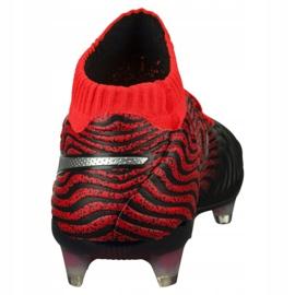 Buty piłkarskie Puma One 18.1 Syn Fg M 104869 01 czarne wielokolorowe 2