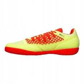 Buty sportowe Puma 365 Nf Ct M 104875 01 żółte 1