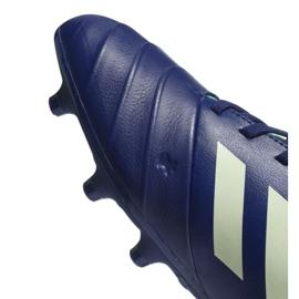Buty piłkarskie adidas Copa 18.3 Fg M CP8959 granatowe niebieski, zielony 3