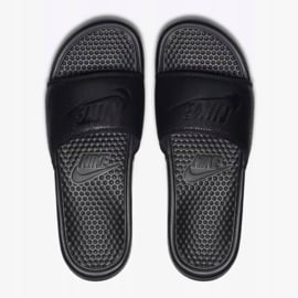 Klapki Nike Benassi Jdi M 343880-001 czarne 1