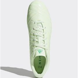 Buty piłkarskie adidas Nemeziz 17.4 FxG M CP9008 białe białe 1