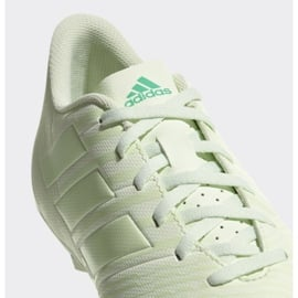 Buty piłkarskie adidas Nemeziz 17.4 FxG M CP9008 białe białe 3