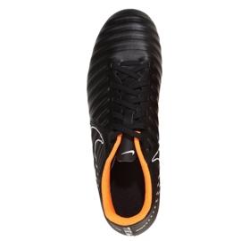 Buty piłkarskie Nike Legend 7 Club Sg M AH8800-080-S czarne czarne 2