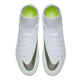 Buty piłkarskie Nike Hypervenom Phantom 3 Academy Df Fg M AH7268-107 białe wielokolorowe 3