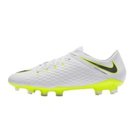 Buty piłkarskie Nike Hypervernom Phantom 3 Academy Fg M AJ4120-107 białe białe 1