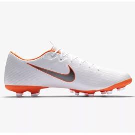Buty piłkarskie Nike Mercurial Vapor 12 Academy Fg M AH7375-107 wielokolorowe białe 1