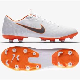 Buty piłkarskie Nike Mercurial Vapor 12 Academy Fg M AH7375-107 wielokolorowe białe 3