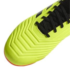 Buty piłkarskie adidas Preadtor 18.3 Fg Jr DB2319 wielokolorowe żółte 3