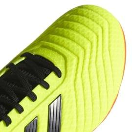 Buty piłkarskie adidas Predator 18.3 Fg M DB2003 żółte żółte 3